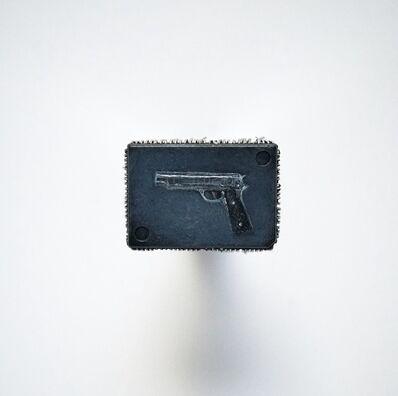 Yuri Zupancic, 'Colt .00045', 2018