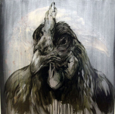 Ágnes Verebics, 'Worried Hen ', 2017