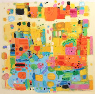 Hashim Hannoon, 'City Colours'