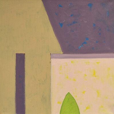 Adrianne Lobel, 'Purple/Beige', 2018
