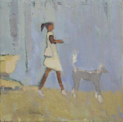 Michael Clark PAI RSW, 'Posh Poodle', 2018