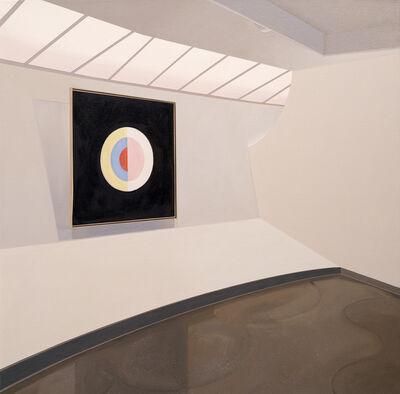 Sarah McKenzie, 'Inner Circle (Guggenheim Museum with Hilma af Klint, 2019)', 2019