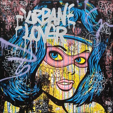 Speedy Graphito, 'Urban Lover', 2011
