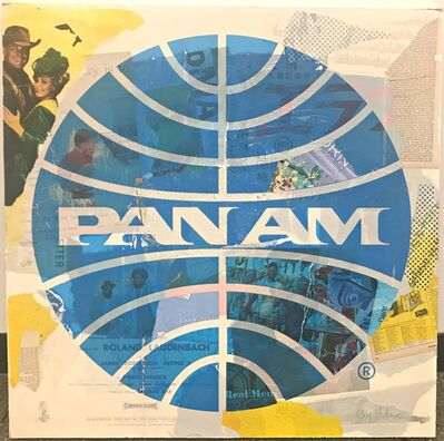 Cey Adams, 'Pan Am ', 2018