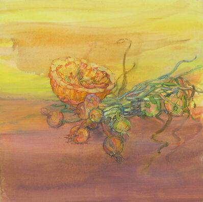 Anne Dunn, 'Pumpkin and Onion IV', 2002