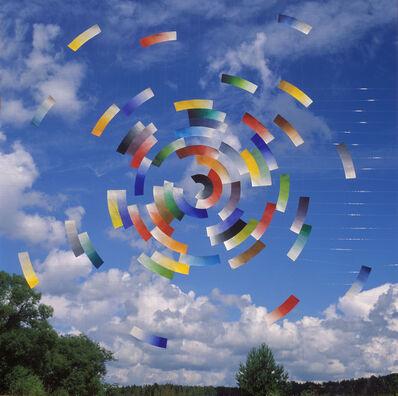 "Francisco Infante-Arana, '""In the skies""', 2008"