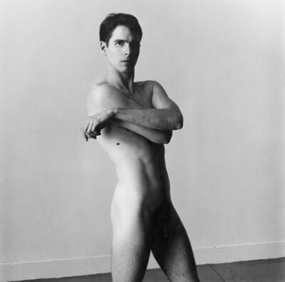 Peter Hujar, 'Paul (Nude with Arms Folded)', 1979