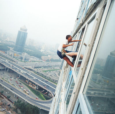 Li Wei, 'Fredegree over 29th story 3', 2003