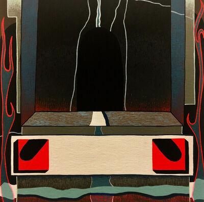 Angela Heisch, 'Splitting Up', 2017