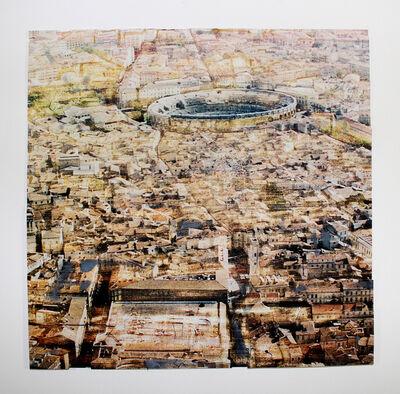 Gottfried Salzmann, 'Nimes', 2017