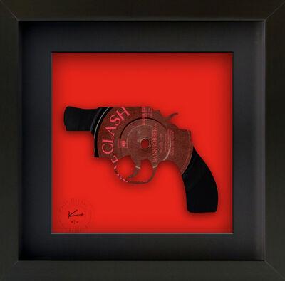 Keith Haynes, 'Clash Gun - Bank Robber', N/A