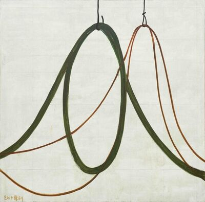 Zhang Enli 张恩利, 'The Pipes and Wires', 2014