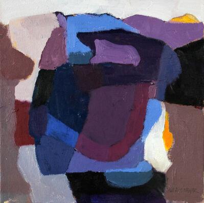 Heidi Ann Harner, 'Purple Mountain Memories', 2019