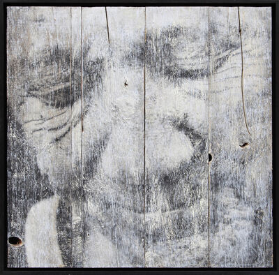 JR, 'The Wrinkles of The City, La Havana, Alfonso Ramón Fontaine Batista, Cuba, 2012', 2012