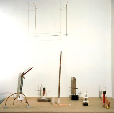 Cecilia Vicuña, 'Precarious, a Palimpsest', 1965