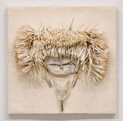 Lenore Tawney, 'Portrait of Sari Dienes', 1976