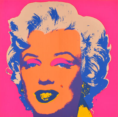 After Andy Warhol, 'Marilyn'