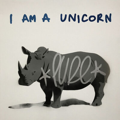 Pure Evil, 'I Am A Unicorn - Baby Pure Rhino', 2019