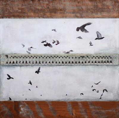 Amélie Desjardins, 'Vishnu's Voyage - Bombay', 2016