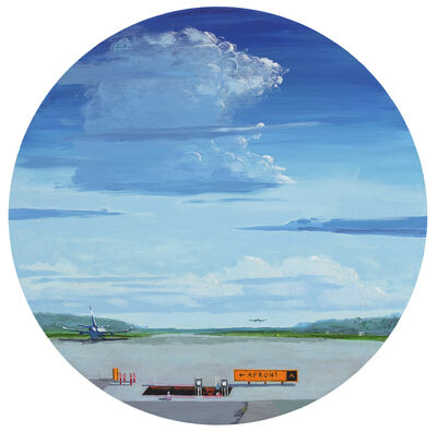 Alexander Dashevskiy, 'Landing', 2017
