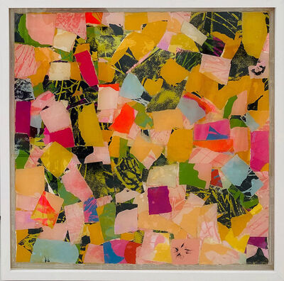 Arman, 'What Happened To The Flowers -Homage to Andy Warhol', 1970