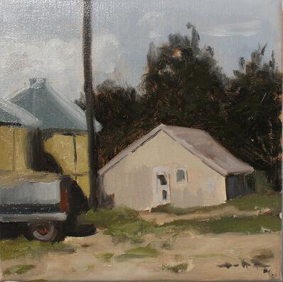 Mohamed Lghacham, 'Untitled studies II', 2018