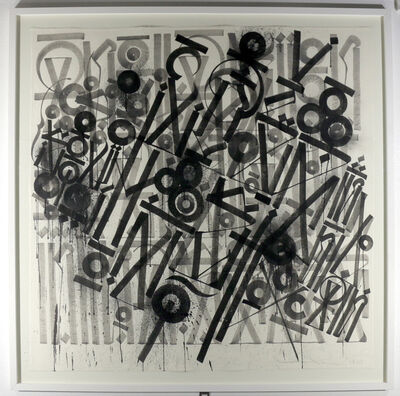 RETNA, 'Sign of the Minds Eye', 2012