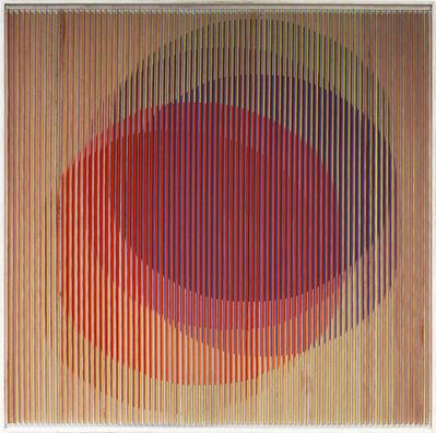 Carlos Cruz-Diez, 'Physichromie Nº 393, Paris', 1968