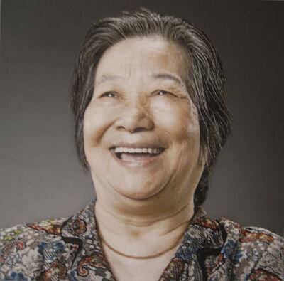 Yang Zhenzhong, 'Extras No.17 临时演员 No.17', 2010