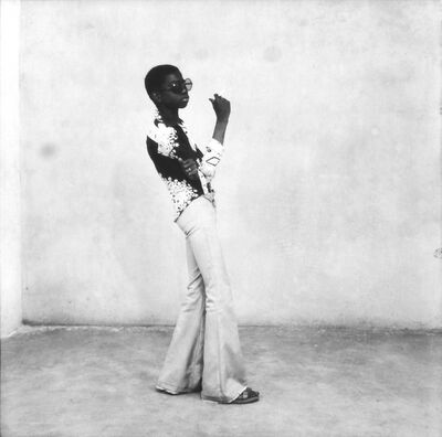 Malick Sidibé, 'Yeye En Position', 1963