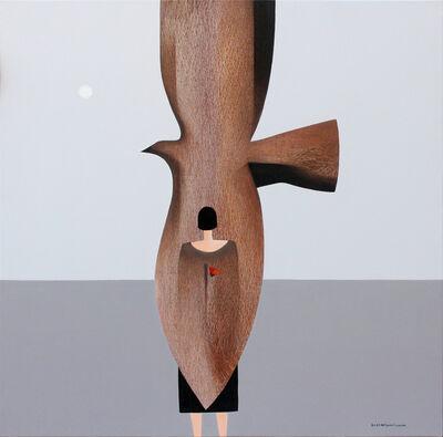 Mohammad Nasrallah, 'Bird', 2021