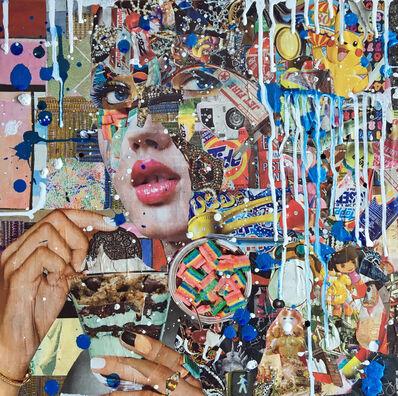 "Katy Hirschfeld, '""Recollection""', 2016-2017"