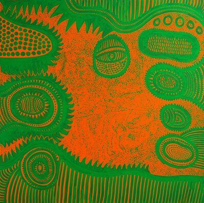Yayoi Kusama, 'THE SEASON CAME WITH TEARS', 2015