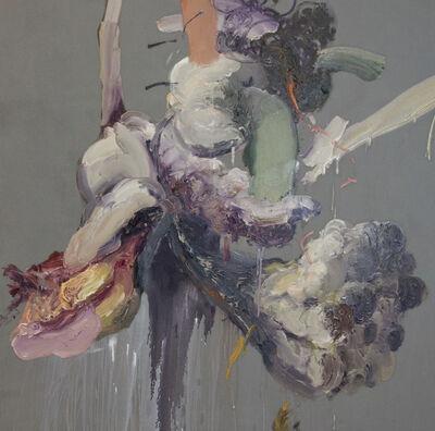 Angel Ricardo Ricardo Ríos, 'Notas en el almuerzo con Frans Hals VI', 2019