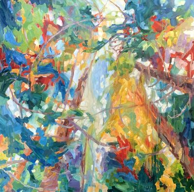 Teresa Smith, 'Wind And Sky', Apr-20