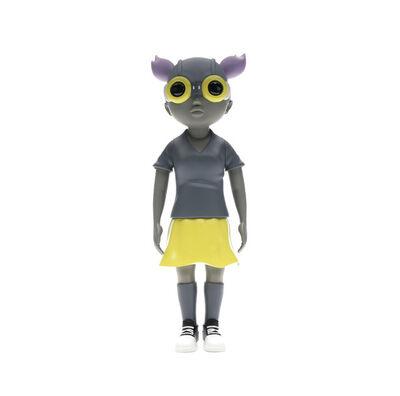 Hebru Brantley, 'Lil Mama Mellow Yellow Figure', 2017