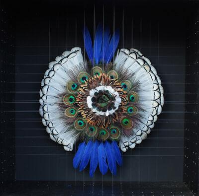 Pauline Guerrier, 'Oeil de Mandala II', 2016