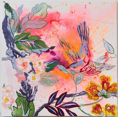 Elisabeth Condon, 'Orange Feeder', 2015