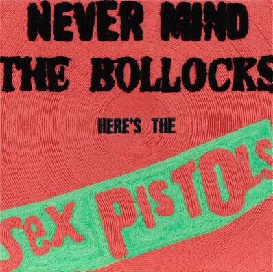 Stephen Wilson, 'Never Mind the Bollocks, Here's the Sex Pistols', 2019