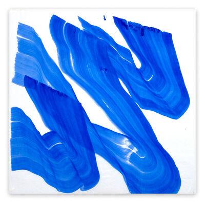 Ellen Priest, 'Jazz Cubano #5 front study', 2013