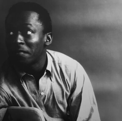Tom Palumbo, 'Miles Davis', 1955