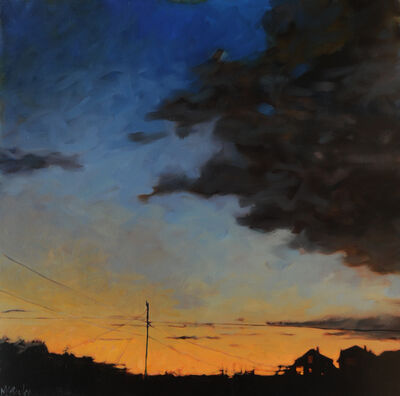 Sharon McGauley, 'Truro, Sundown', 2017