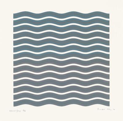 Bridget Riley, 'Coloured Greys 2', 1972