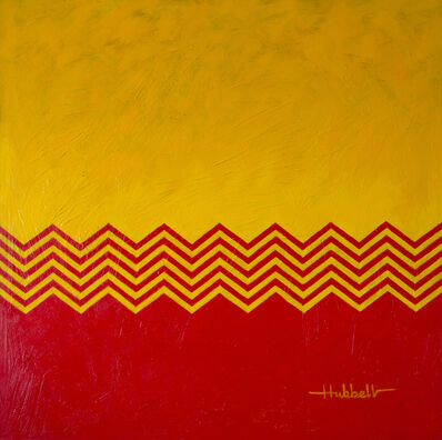 Patrick Dean Hubbell, 'Red and Yellow', 2015