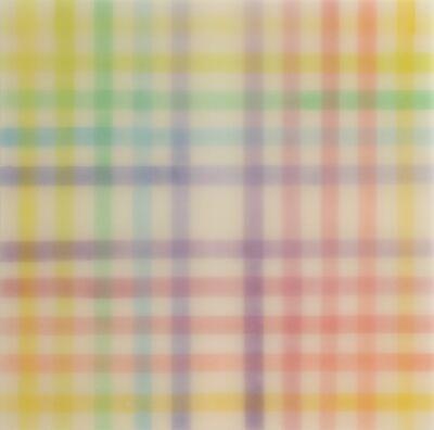 """Mike Solomon, '""""...a rainbow like you."""",', 2017"""