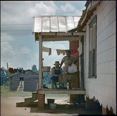 Gordon Parks, 'Untitled, Mobile, Alabama', 1956