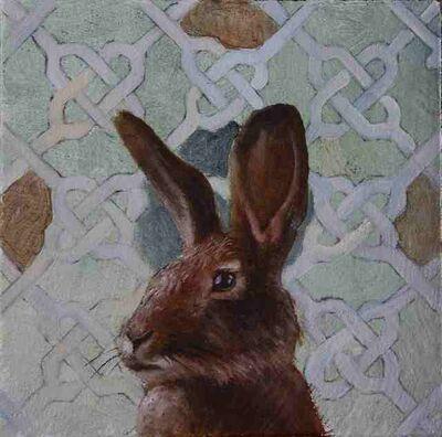 Carl Linstrum, 'Habitat #1 [Rabbit]', 2019
