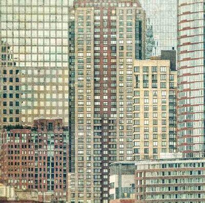 Thomas Hager, 'NYC Architecture Study', 2018