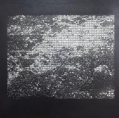 Caroline Jane Harris, 'Hard Copy (Crashing Waves I)', 2018