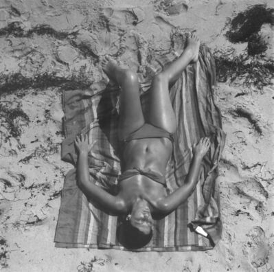 Harry Callahan, 'Cape Cod', 1972